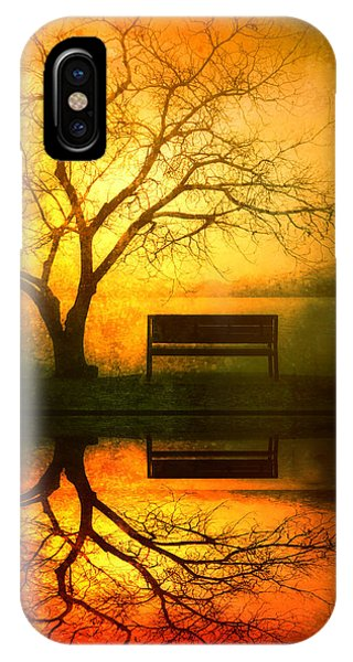 Colourful iPhone Case - And I Will Wait For You Until The Sun Goes Down by Tara Turner