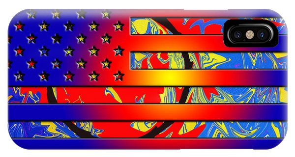 And The Flag Still Stands IPhone Case