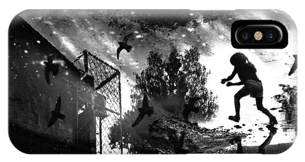 And We Sent Pigeons Earlier! IPhone Case