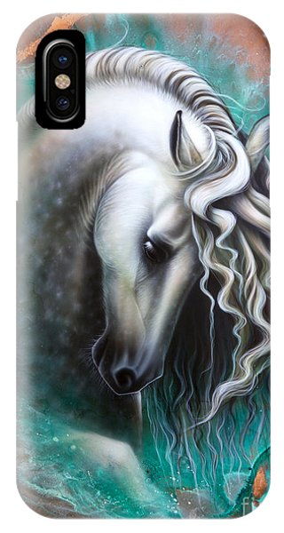 Andalusian - Copper IPhone Case