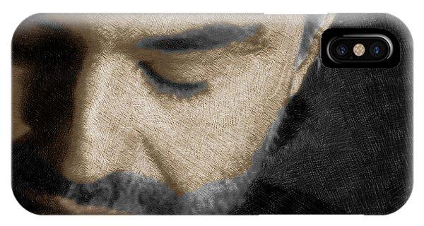 Andrea Bocelli And Square IPhone Case