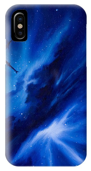 Andreas Nebula IPhone Case