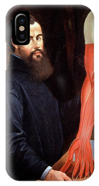 Andreas Vesalius Phone Case by Cci Archives/science Photo Library
