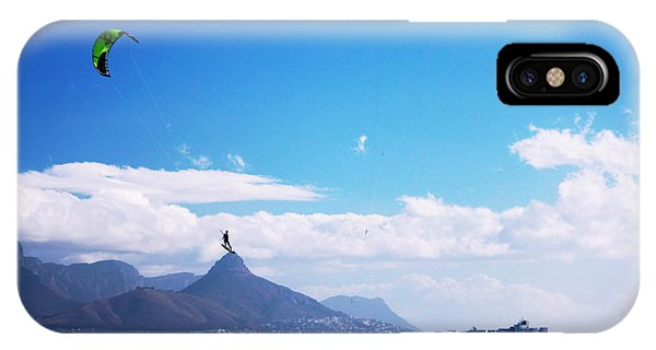 Andries - Redbull King Of The Air Cape Town  Phone Case by Charl Bruwer