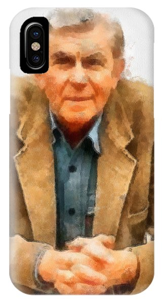 Andy Griffith IPhone Case