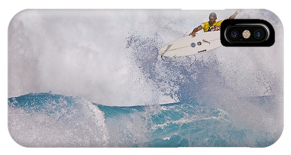 Andy Irons C6j2054 IPhone Case