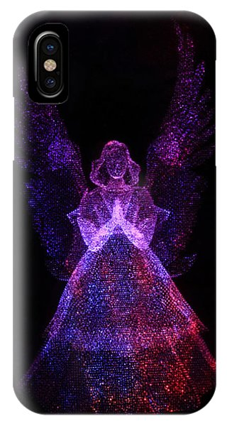 Angel Dots IPhone Case