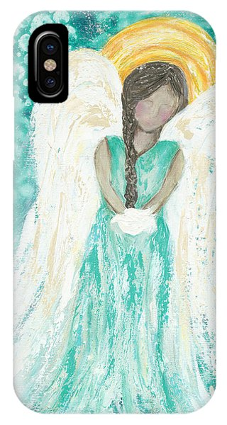 Angel Dreams IPhone Case