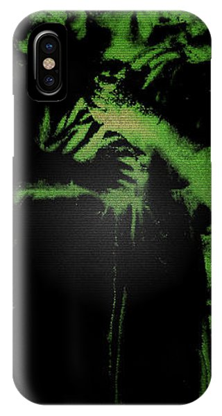 Angel Of The Forest IPhone Case
