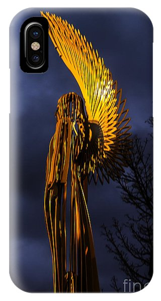 Angel Of The Morning IPhone Case
