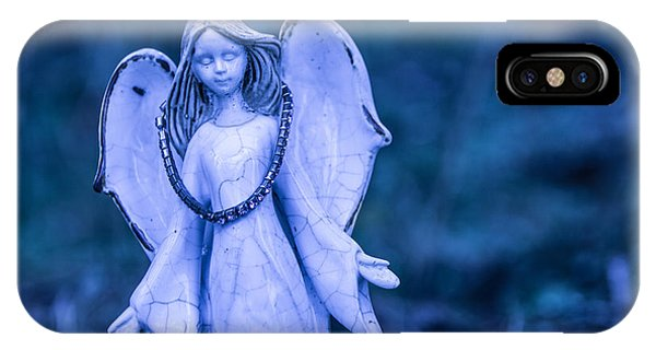 Angel Of The Rain IPhone Case
