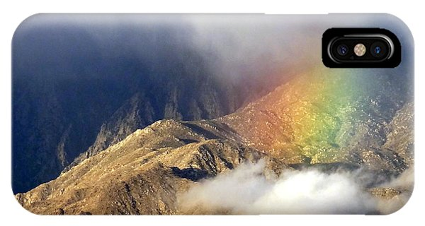 Angel On The Mountain  IPhone Case
