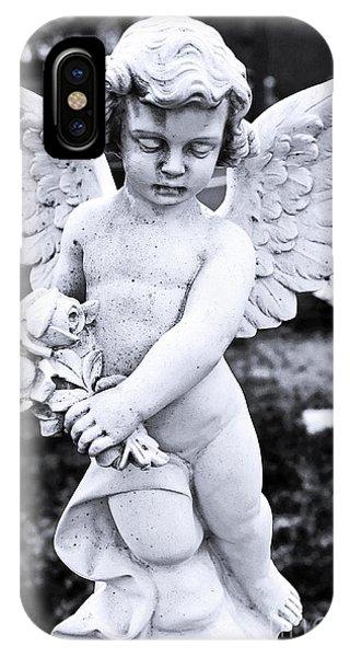 Angel Wings Phone Case by John Rizzuto