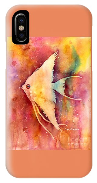 Angelfish II IPhone Case