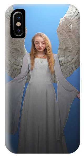 Angelic Angel IPhone Case