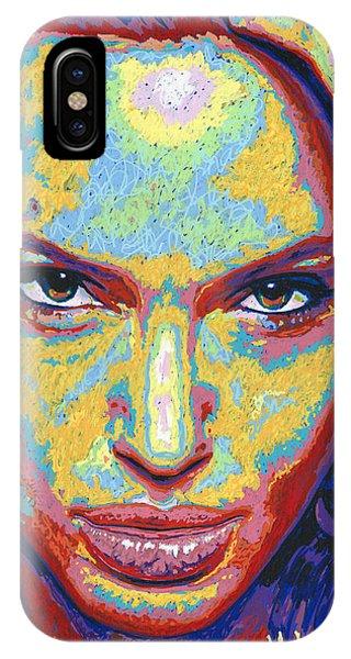 Angelina IPhone Case