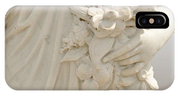 Angel's Hands IPhone Case