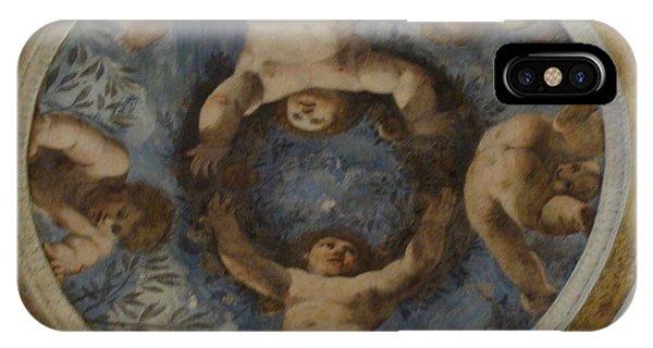 Angels In Castello Del Buonconsiglio IPhone Case