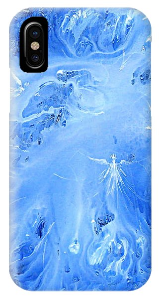 Angels In The Sky Iv IPhone Case