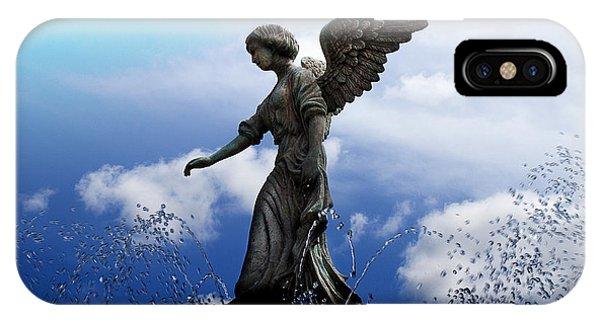 Angel's Love IPhone Case