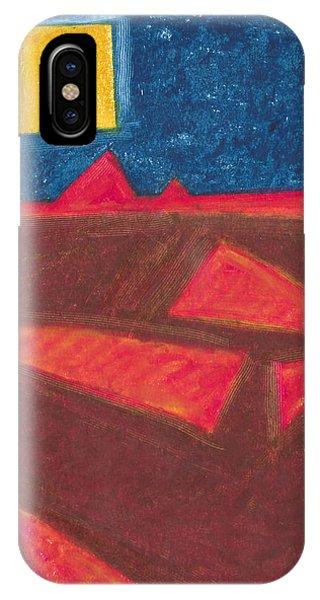Angled Landscape IPhone Case