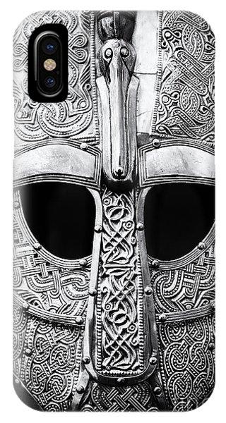 Anglo Saxon Helmet IPhone Case