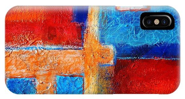 Texture iPhone Case - Animal Art by Nancy Merkle