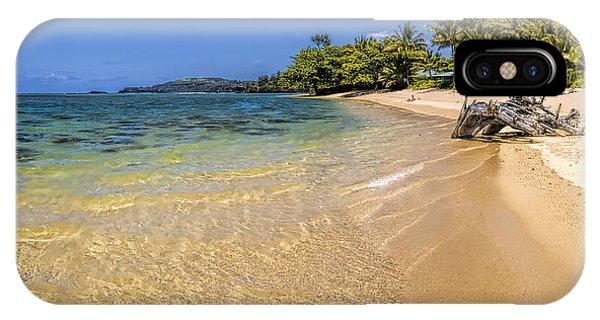 Anini Beach 1 IPhone Case