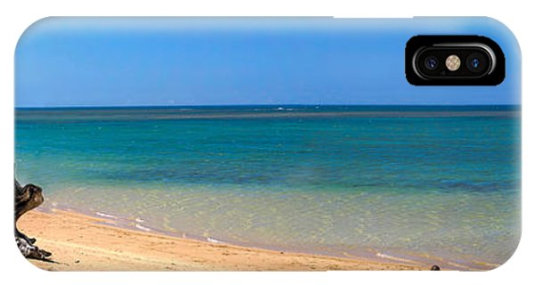 Anini Beach 2 IPhone Case