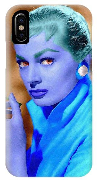 Anita Ekberg Phone Case by Art Cinema Gallery