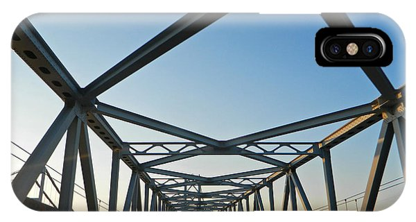 Annapolis Bay Bridge At Sunrise IPhone Case