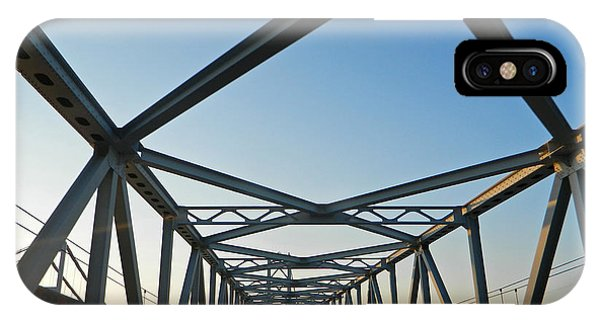 Annapolis Bay Bridge At Sunrise IPhone Case