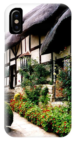 Anne Hathaway's Cottage IPhone Case