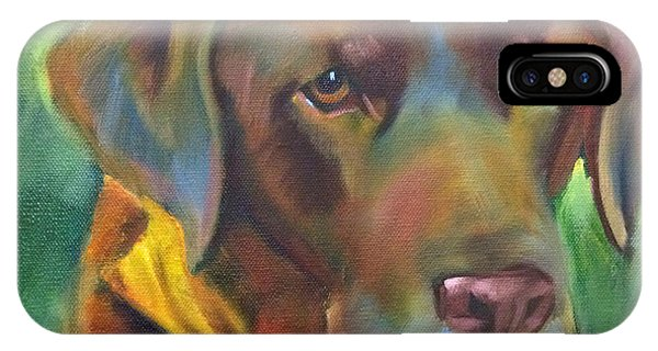 Annie IPhone Case