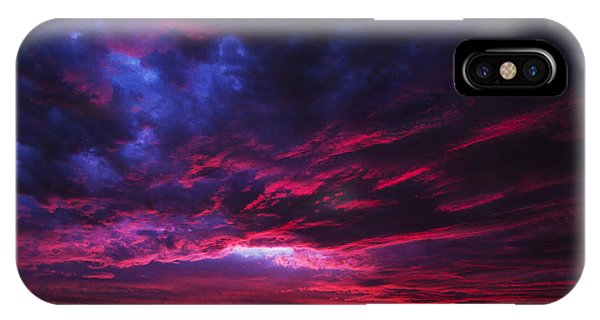 Alive iPhone Case - Anomaly by Andrew Paranavitana