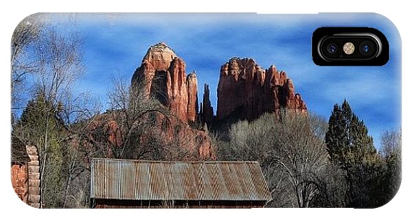 iPhone Case - Another Beautiful Day During Our by Larry Marshall