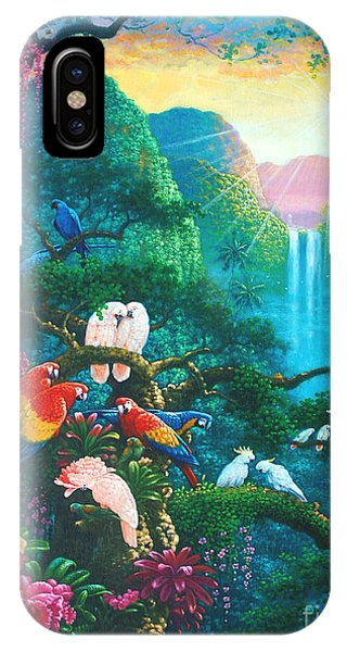 Another Day In Paradise IPhone Case