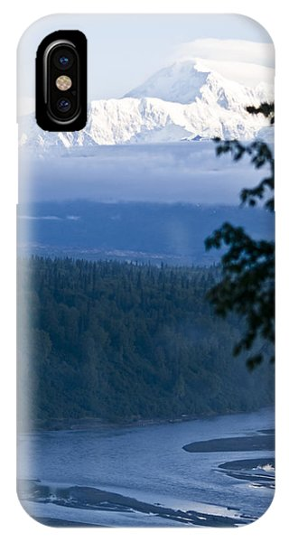 Another Denali View  IPhone Case