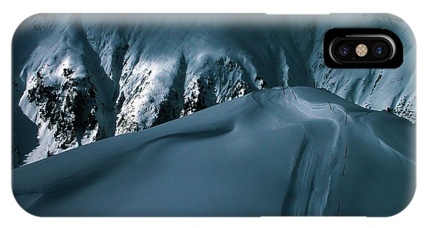 IPhone Case featuring the photograph Another Late Day In The Mountains  by Colette V Hera  Guggenheim