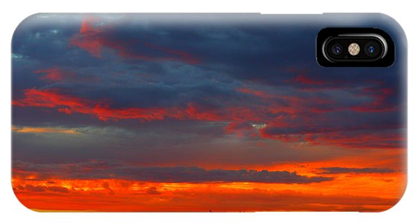 Another Masterpiece Created By The Hand Of Our Creator. IPhone Case