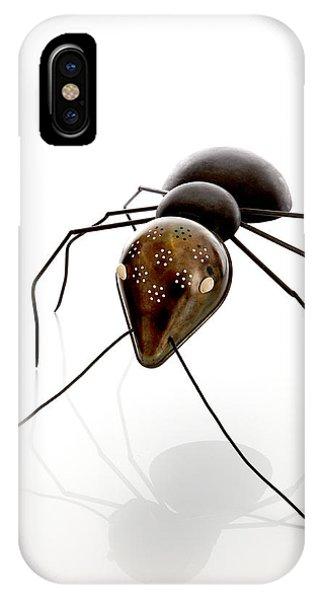 Ant iPhone Case - Ant by Lawrie Simonson