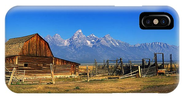 Antelope Barn IPhone Case