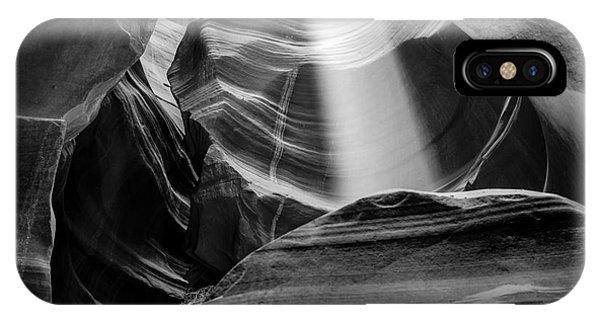 Craig iPhone Case - Antelope Canyon Beam 2 by Az Jackson