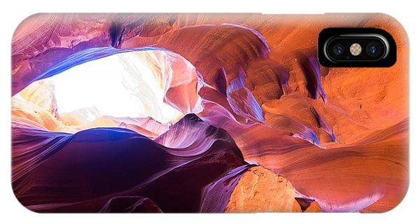 Antelope Canyon No. 4 IPhone Case