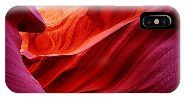 Antelope Lower Canyon IPhone Case
