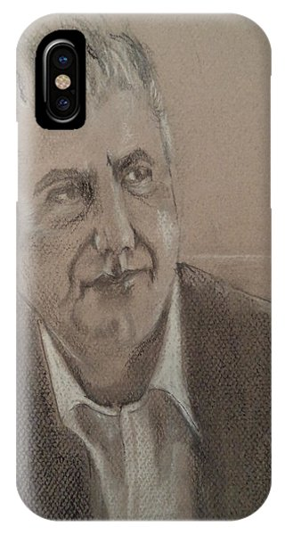 Anthony Bourdain IPhone Case