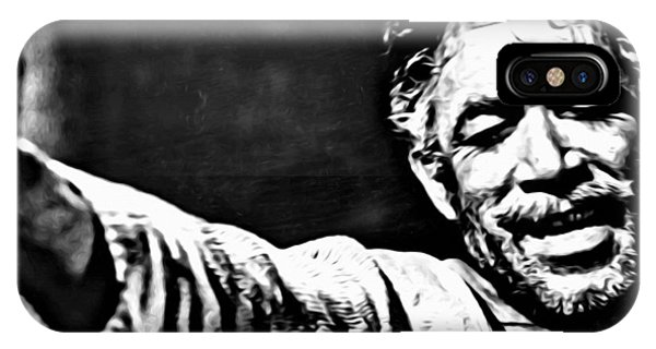 Anthony Quinn As Zorba IPhone Case