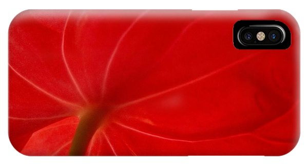 Anthurium 2 IPhone Case