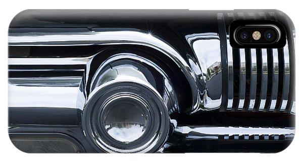 Antique Car Grill IPhone Case