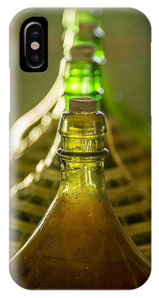 Antique Gin Jugs IPhone Case